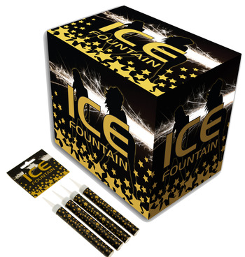 Buy ice fountains from ClubCandles- UK's leading ice fountains Supplier.
